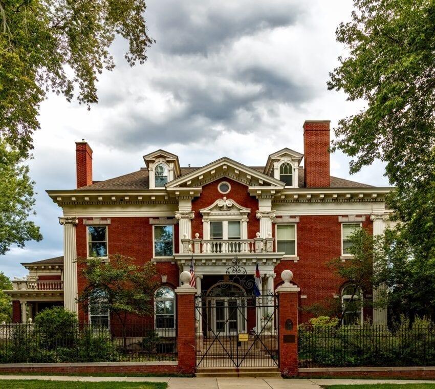 St Paul MN Luxury Mansion