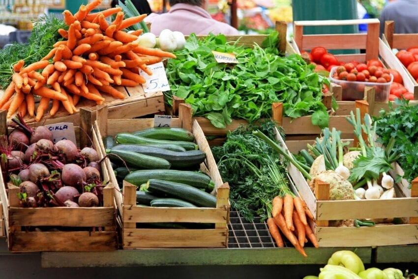 Lowertown Downtown St Paul Farmers Market