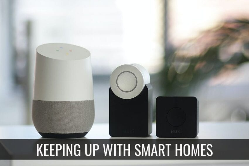 Twin Cities Smart Homes Technology