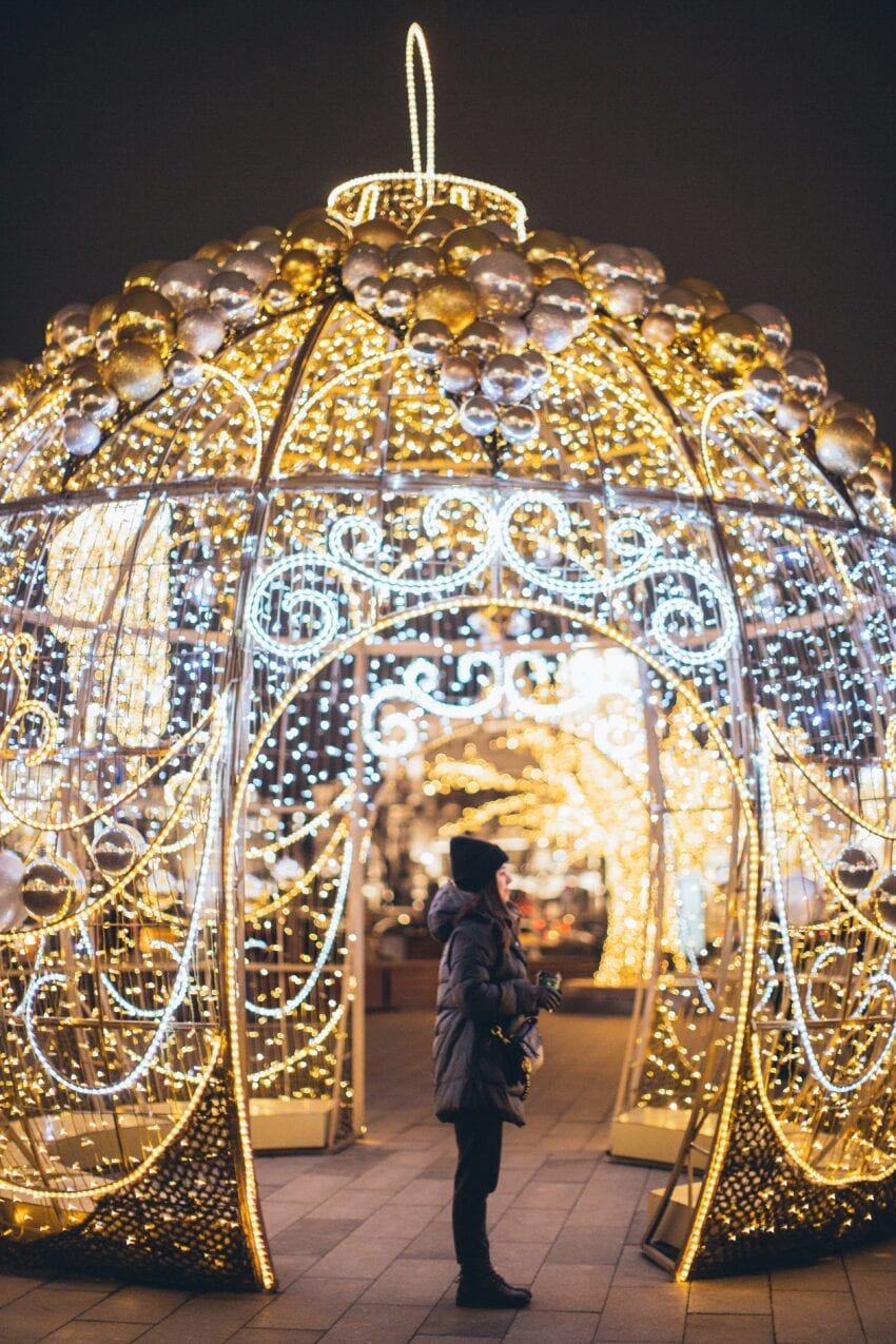 Twin Cities Holiday Lights Tour